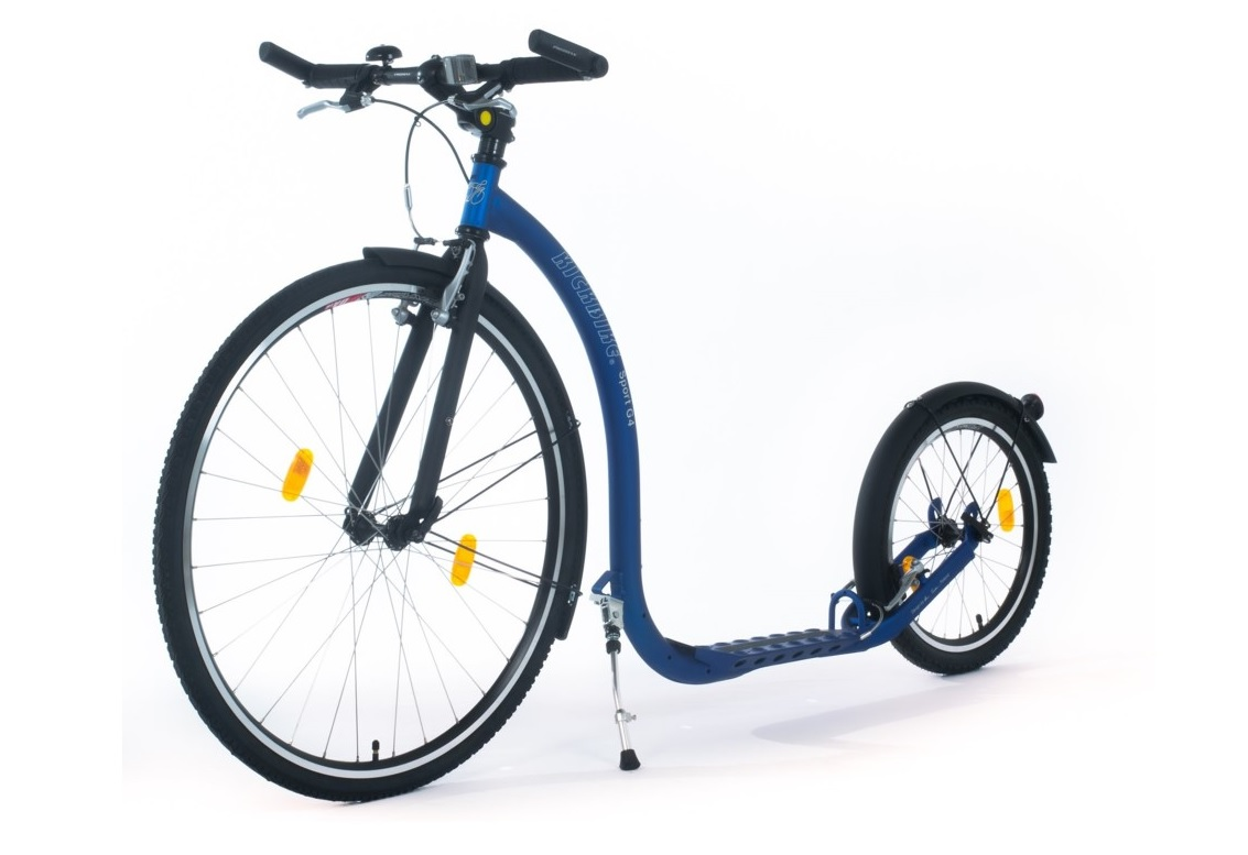 Kickbike Sport G4 blauw