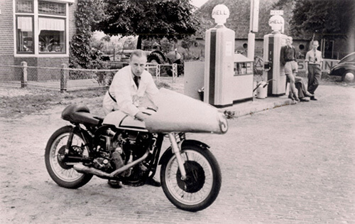 Hooghalen TT jaren 50
